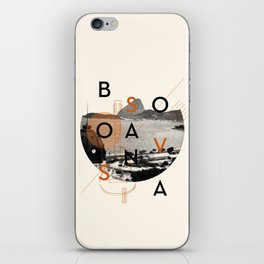 Bossa Nova iPhone Skin