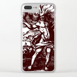 The North Wind Carried Him Clear iPhone Case