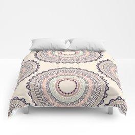 Aztec ornament pattern Comforters