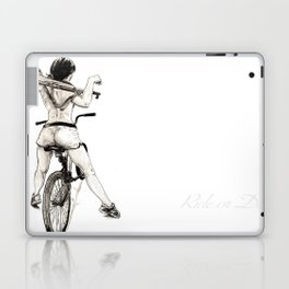Zombie Years: Ride or Die Laptop & iPad Skin