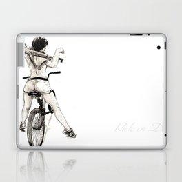 Zombie Years: Ride or Die Laptop & iPad Skin