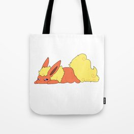 Dumb Flareon Tote Bag