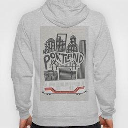 Portland Cityscape Hoody