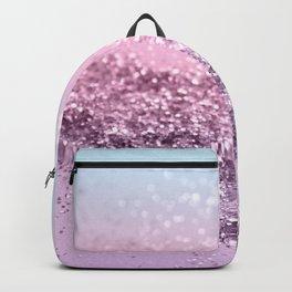 Mermaid Girls Glitter #2 #shiny #pastel #decor #art #society6 Backpack