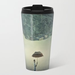 mystic umbrella protection Travel Mug