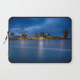 Norfolk Skyline Laptop Sleeve