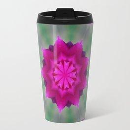 rose mandala Travel Mug