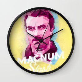 The Magnum Wall Clock