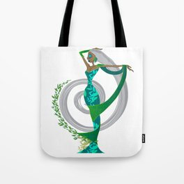 Our Lady of Tea Tote Bag