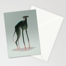 Demon Dog Stationery Cards