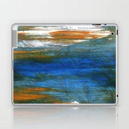 Abstract watercolor Laptop & iPad Skin