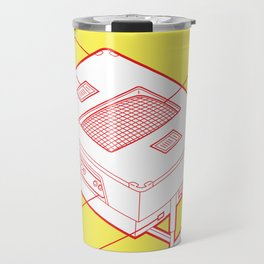 ARCADE CAB - SPACE INVADERS II Travel Mug