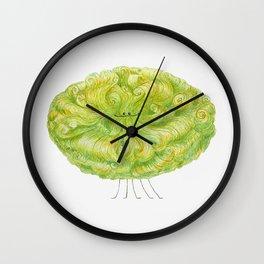 Poofie Ollie Wall Clock