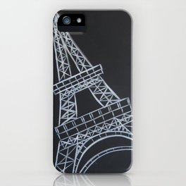 No. 58 - The Eiffel Tower iPhone Case