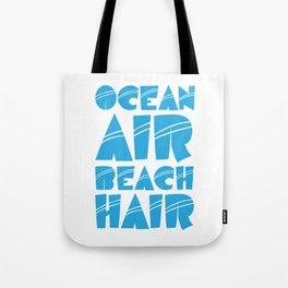 Ocean Air Beach Air Beach Vacation T-shirt Tote Bag
