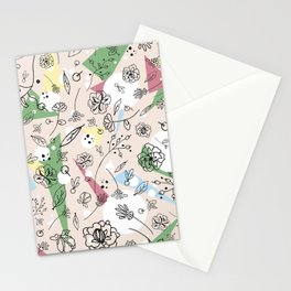 70´s are back Stationery Cards