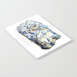 Kyanite crystall Gemstone Notebook