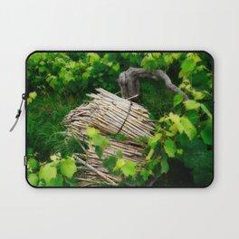 Grape vines Laptop Sleeve