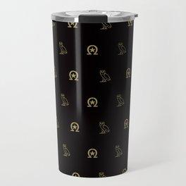 HAW - Black Travel Mug
