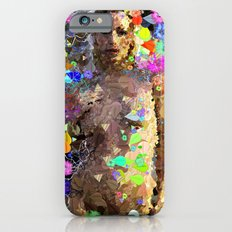 Colorful nude iPhone 6s Slim Case