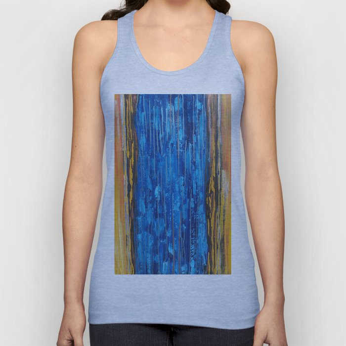 Coming Together, Apart Unisex Tank Top