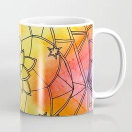 Pitter Pattern 8 Coffee Mug