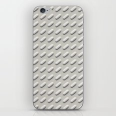 Suckin' 'em down like candy (Acetaminophen pattern) iPhone & iPod Skin