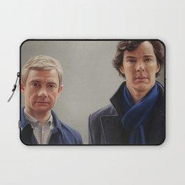 Team Baker Street Laptop Sleeve