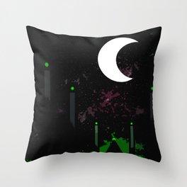 R`lyeh Throw Pillow