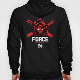 FORCE SIGMA RED Limited Edition Hoody