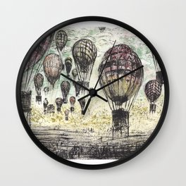 Set me free Wall Clock