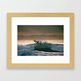 Hossegor 2012 Framed Art Print