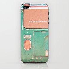 Beach Wagon iPhone & iPod Skin