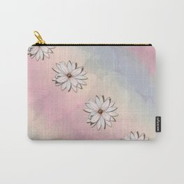 lily-white Carry-All Pouch
