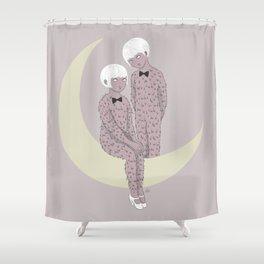 Hirsute Shower Curtain