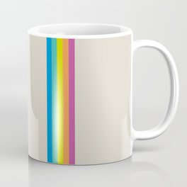 Rainbow - vintage photo Coffee Mug