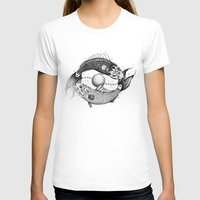 pisces T-shirts featuring Pisces by PAgata