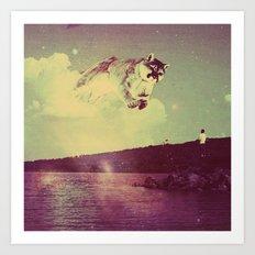 |DREAMERS| Art Print