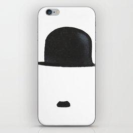 Charles Chaplin iPhone Skin