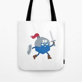20 Sided Hero Tote Bag