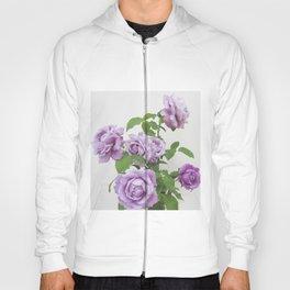 winter rose . image Hoody