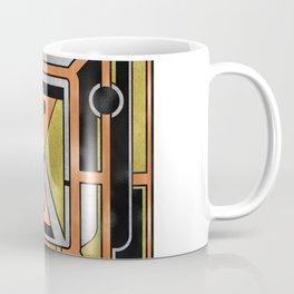 Star Chart - Metallic Coloring Coffee Mug
