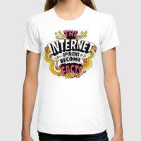 internet T-shirts featuring The Internet. by Chris Piascik