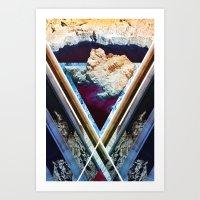 Mood Geometry #2 Art Print