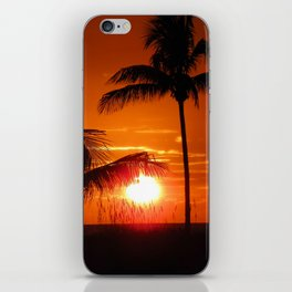 Beautiful Sunset II iPhone Skin