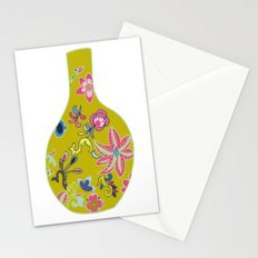 Chinese Pot Stationery Cards