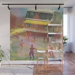 Travel Insurance Wall Mural