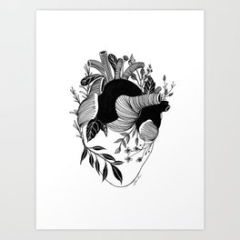 Long Term Love Art Print
