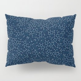Celestial Molecules Pillow Sham