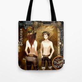 Misadventures Art Tote Bag